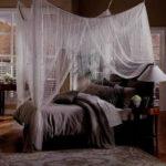 Кровать с балдахином или дизайн спальни с балдахином (50+ фото)