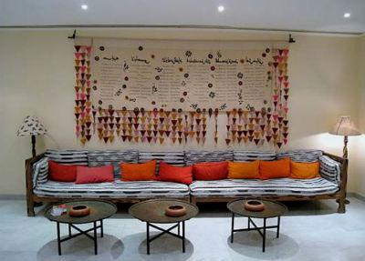 Гостиная в Египетском стиле фото