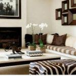 Гостиная в Африканском стиле – впечатляющий интерьер