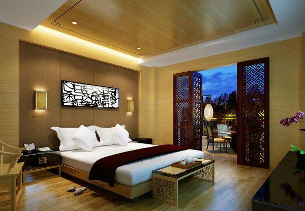 Китайская спальня.