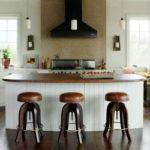 Барные стулья на кухне или барные стулья для кухни (много фото)
