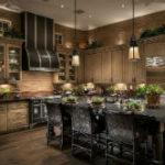Люстры в интерьере кухни или как выбрать люстры для кухни