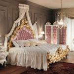 Модная и эффектная розовая спальня (60 фото)