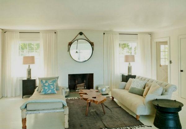 Комната угловая с двумя окнами дизайн