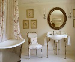 Ванная в стиле Прованс.