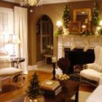 Как украсить камин на Новый Год – волшебство декора