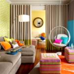 Подвесные кресла для дома – оригинальное интерьерное решение