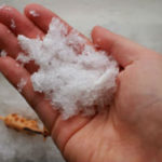 Снег своими руками или как сделать искусственный снег