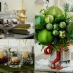 Как украсить дом новогодними шарами или новогодние шары в интерьере