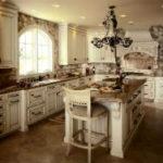 Элегантная кухня в стиле Винтаж. Винтажная кухня, фото интерьеров