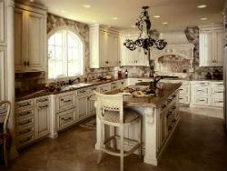 Кухня в Винтажном стиле.