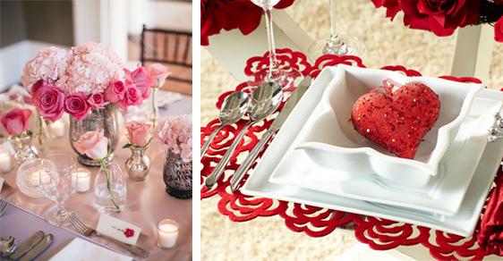 Как украсить дом ко Дню Святого Валентина.