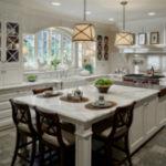 Кухонный островок — объединение стиля и функциональности