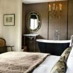 Умопомрачительная ванна в спальне, дизайн на более 30 фото