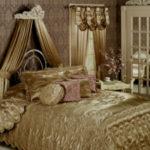 Полукруглый балдахин над кроватью или просто балдахин корона