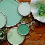 Мятный цвет в интерьере: чистота, опрятность, свежесть