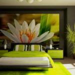 Фотообои в интерьере спальни. 100 фото идеальных интерьеров