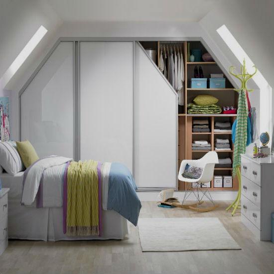 Как выбрать шкаф-купе в спальню.