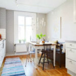 Диван на маленькой кухне: более 50 подходящих решений