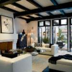 Дом в Испанском стиле (современный стилизованный интерьер)