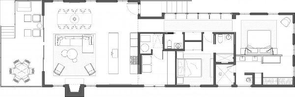 Схема дома.