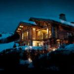 Экскурсия по одному дому: современный дом Шале в Альпах