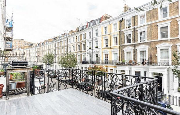 Красивый и стильный викторианский дом в Лондоне