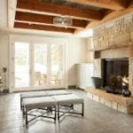 Дом в горах — стиль Шале особняка в штате Монтана