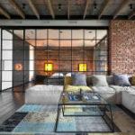 Интерьер в стиле Лофт – дизайн с богемными нотками (более 75 фото)