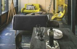 Нестандартное оформление Парижкой квартиры