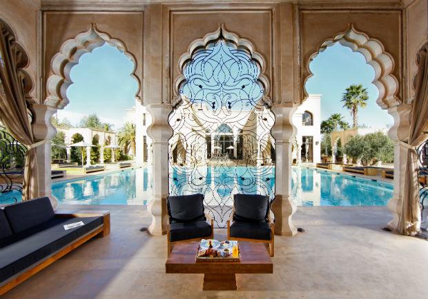 Стиль Марокко в интерьере – волшебный дизайн с шикарными нотками (более 80 фото)