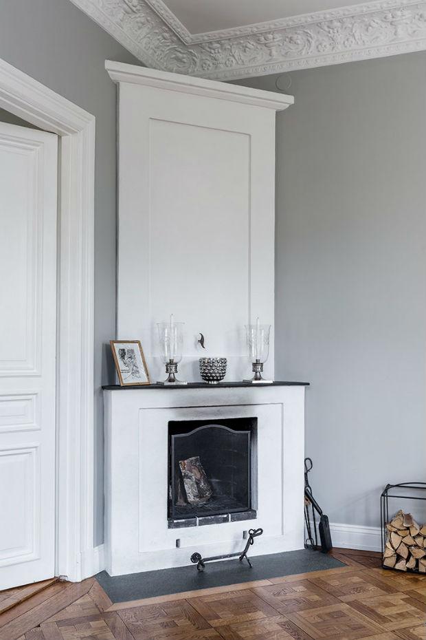 Интересный дизайн интерьера одной квартиры в Стокгольме