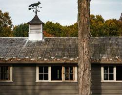 Дом из амбара неподалеку от Нью-Йорка
