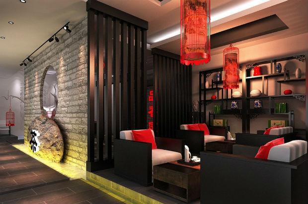 Дизайн интерьера в Китайском стиле с его Восточным происхождением (60+ фото)