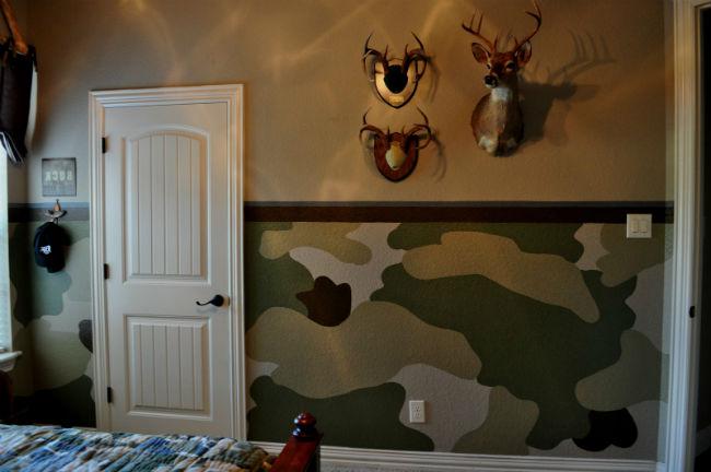 Интерьер в стиле Милитари – брутальные нотки в современном доме или квартире