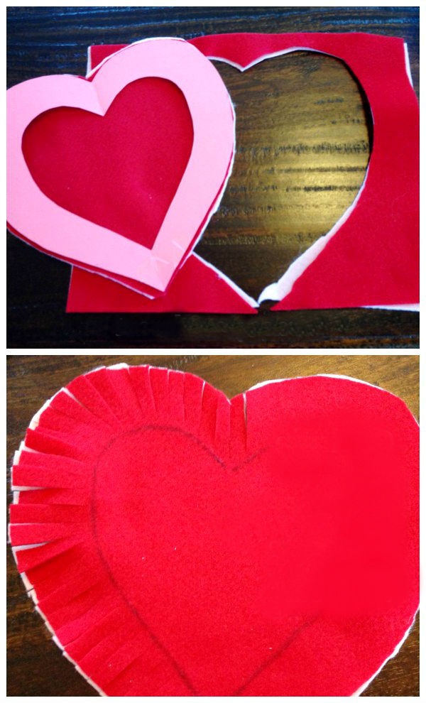 Подушка сердце своими руками мастер класс фото 18