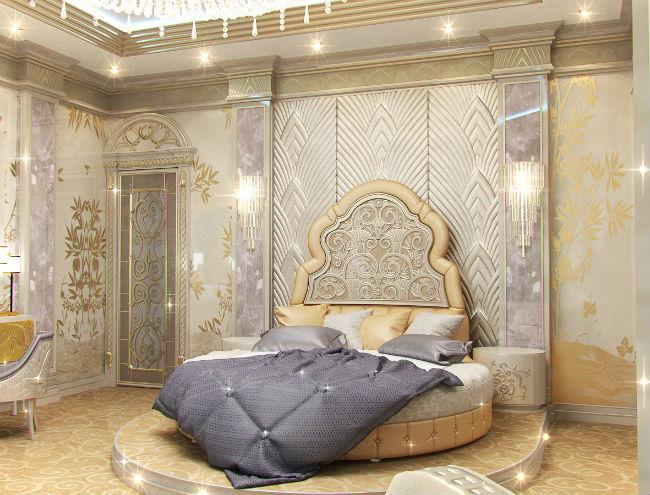 Арабский стиль интерьера: отделка, декор, мебель и многое другое (более 70 фото)