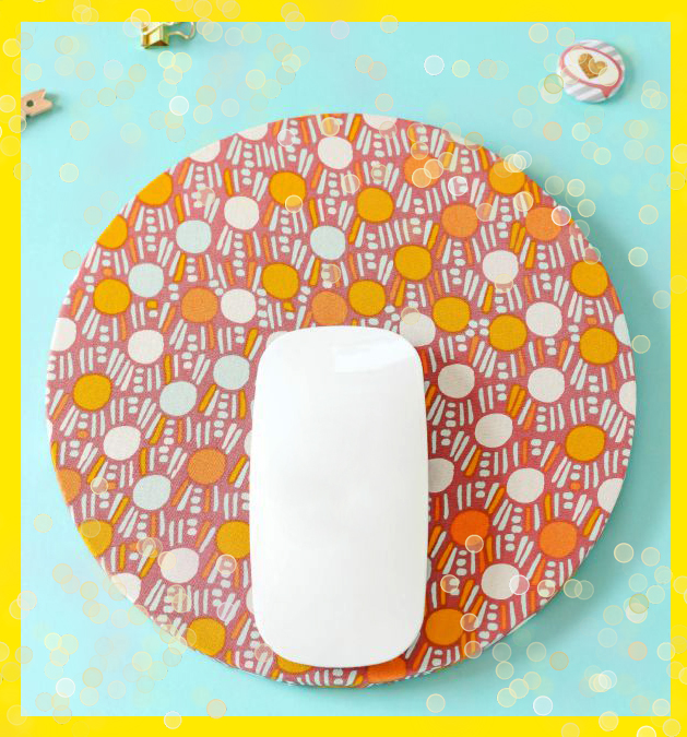 Мастер-класс: как сделать коврик для компьютерной мышки своими руками