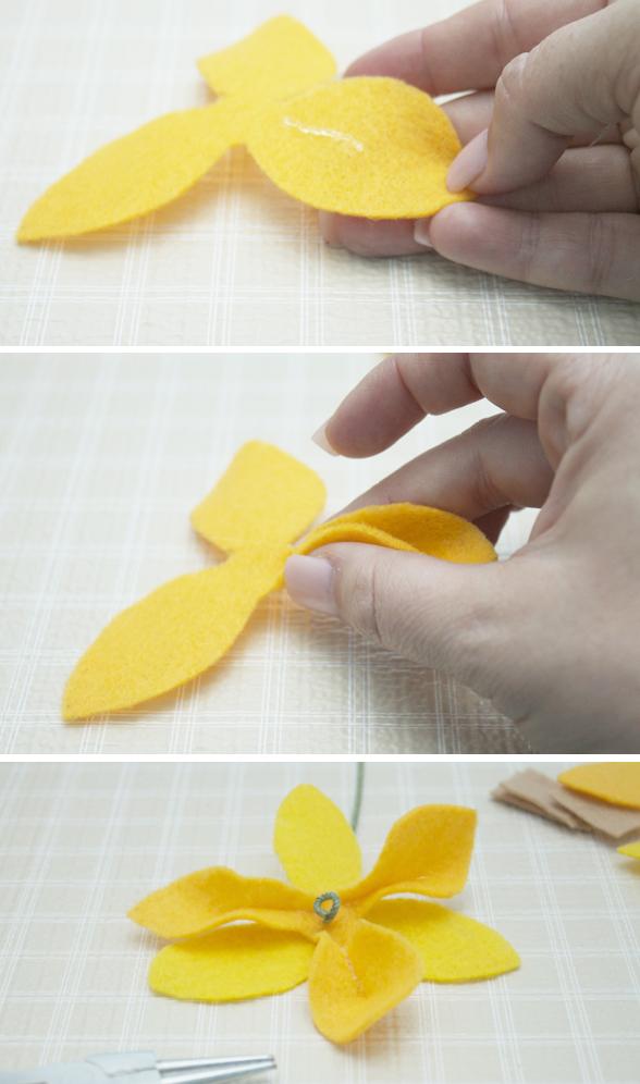 Нарцисс из бумаги