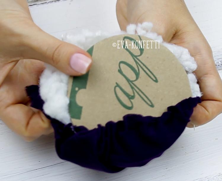 Как сделать грибы своими руками - идея осеннего декора (мастер-класс)